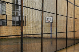 bball in jail